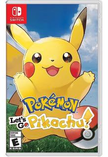 ..:: Pokémon Lets Go Pikachu ::.. Game Center