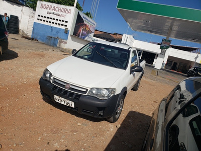 Fiat Strada 1.4 Working Flex 2p 2012