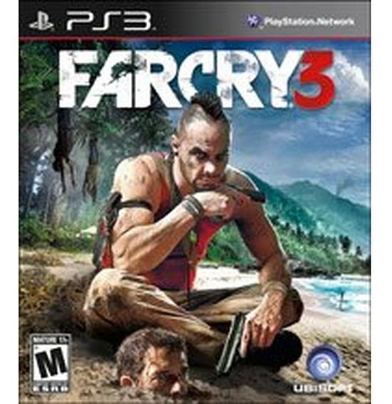 Farcry 3 Farcry 3 -ps3