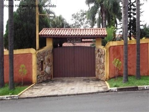 Casa Com 2 Dormitórios À Venda, 348 M² Por R$ 900.000,00 - Parque Xangrilá - Campinas/sp - Ca3851