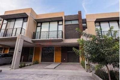Casa En Renta Amueblada, Villa De Pozos Zona Industrial 22mil