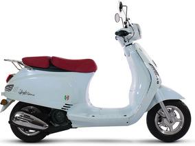Motomel Strato Euro 150cc Scooter Blanco (no Zanella Styler)