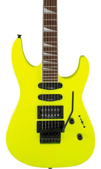 Guitarra Jackson X Series Soloist Sl3x - Neon Yellow