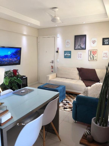 Apartamento À Venda, 55 M² Por R$ 295.000,00 - Vila Dainese - Americana/sp - Ap0842