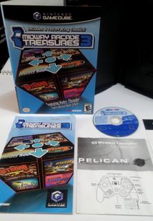 Midway Arcade Treasures Gamecube Americano 9.5/10 9lzz7zs3o