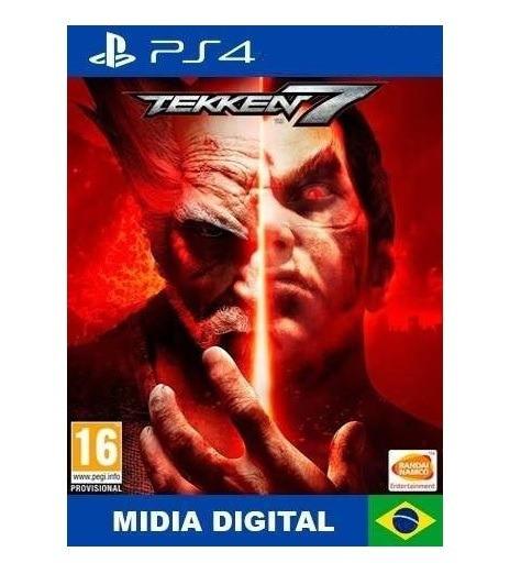 Tekken 7 Ps4 2 Ptbr