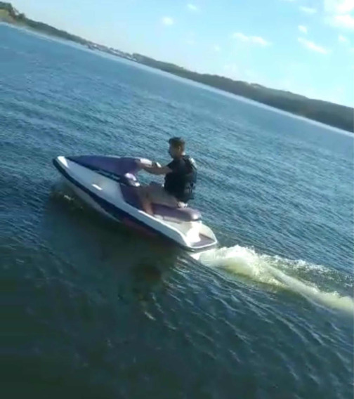 Jet Ski Wet Jet Duo 200 Documentação + Revisado Oportunidade