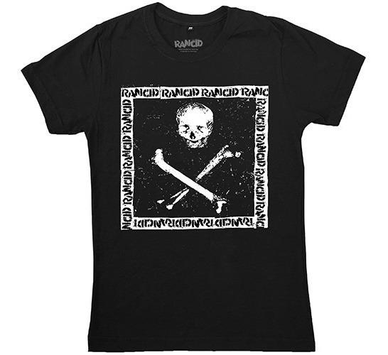 Rancid - Album 5 + Adesivo Camiseta [oficial]