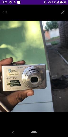 Câmera Digital , Sony Cyber Shot 14.1 Mega Pixeis