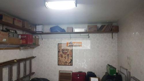 Sobrado Com 3 Dormitórios À Venda, 162 M² Por R$ 480.000 - Vila Vivaldi - São Bernardo Do Campo/sp - So2518