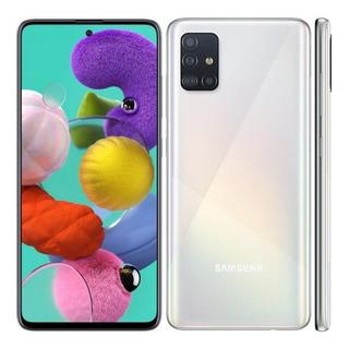 Samsung Galaxy A51 Sm-a515f 6.4 4gb/128gb + Brinde Fone
