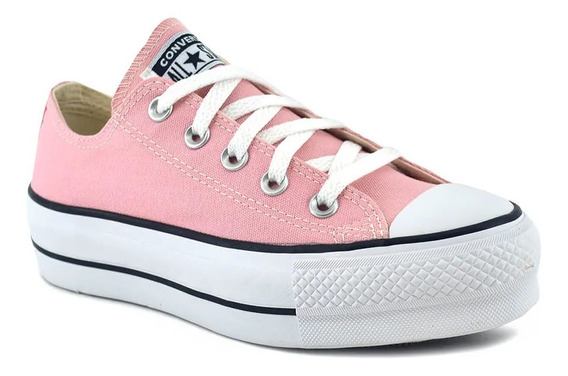 Zapatillas Converse Chuck Taylor Lift Mujer 166632c On