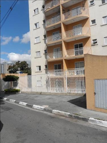Apartamento Com 2 Dormitórios À Venda, 70 M² Por R$ 280.000,00 - Vila Nossa Senhora De Fátima - Guarulhos/sp - Ap9579