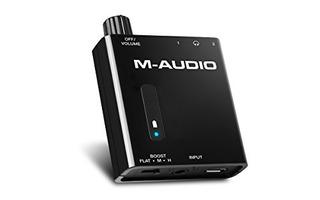 Maudio Bass Traveler | Amplificador De Auriculares Con Alime