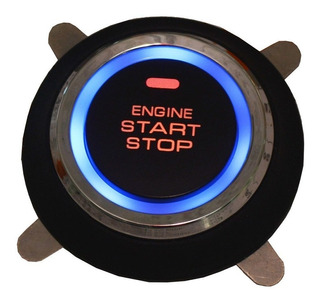 Botón Encendido Para Carro + Inalambrico Inicio Automatico