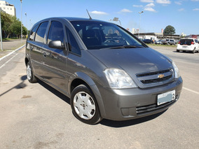 Vendo Chevrolet Meriva Joy 1.4 Flex 8v Cinza 4p