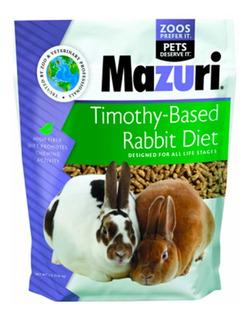 Alimento Mazuri - Timothy Conejo 1 Kg
