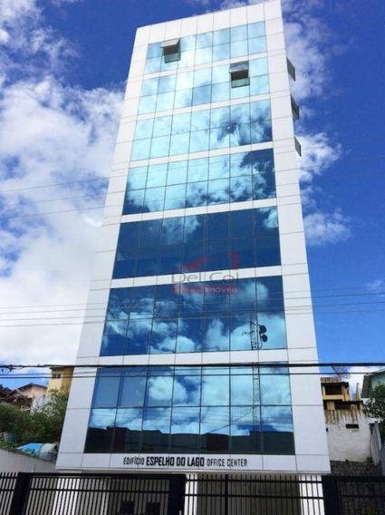 Sala Comercial Para Locação, Taboão, Bragança Paulista. - Sa0004