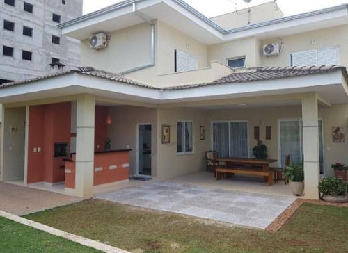 Casa Residencial À Venda, Loteamento Parque Das Sapucaias, Campinas. - Ca3396