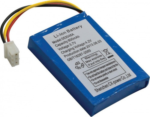 Imagem 1 de 3 de Bateria Telefone Celular Ca40-ca42-ca403g Aquário 800mah