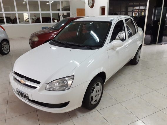 Chevrolet Classic 4p Ls Abs+airbag 1.4n/2015
