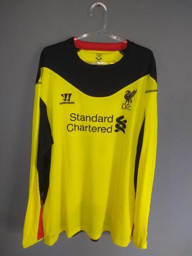 Camisa Liverpool, Goleiro