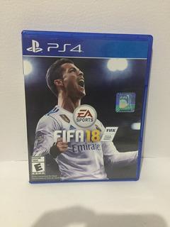 Fifa 18 Físico Playstation 4
