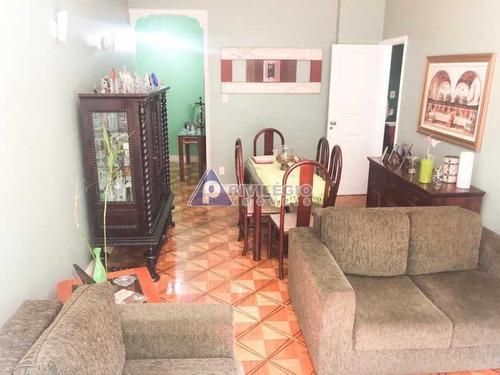 Apartamento À Venda, 3 Quartos, 1 Suíte, Flamengo - Rio De Janeiro/rj - 21329