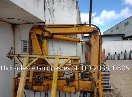 Imagem 1 de 5 de Guindauto Madal 6.100 P/3 Ton No Estado