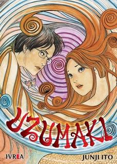 Uzumaki - Junji Ito - Ivrea