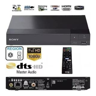 Blu Ray Sony Bdp S1500 - Youtube - Netflix - Nunca Se Uso