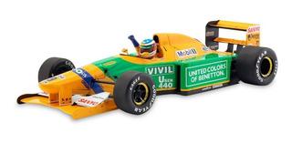 Miniatura Schumacher Benetton B192 #19 1992 1:18 Minichamps
