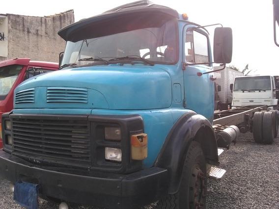 Mb 1513 Truck Chassis Alongado 10 30 Mts