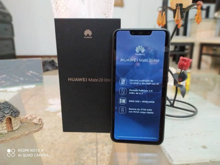 Huawei Mate 20 Lite Nuevo Android 9 4g Movistar 200