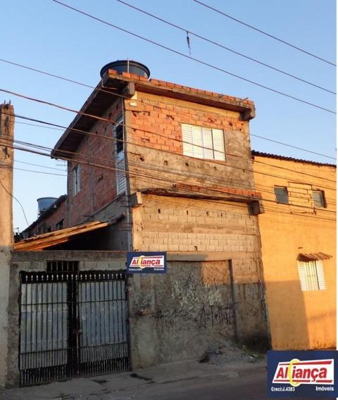 Sobrado Com 1 Dormitório À Venda, 132 M² Por R$ 260.000 - Jardim Silvestre - Guarulhos/sp - Cód. So1434 - So1434