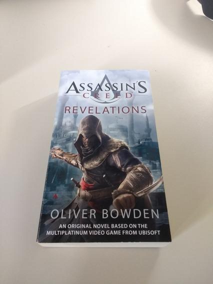 Livro - Assassins Creed: Revelations (pocket)
