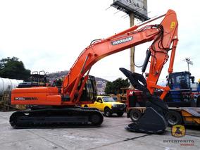 Excavadora Doosan Dx350 Lc 2013