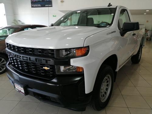 Imagen 1 de 9 de Chevrolet Silverado 2021 4.3 1500 Ls Cab Reg Mt