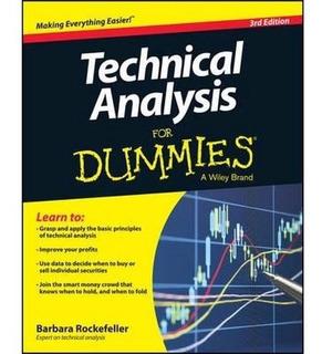Libro Analisis Tecnico Acciones Para Dummies Bolsa