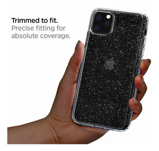 Funda Spigen iPhone 11 Pro Max Liquid Crystal Glitter