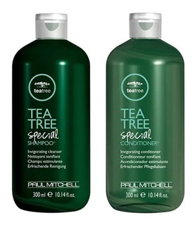 Sh + Cond Paul Mitchell Tea Tree Special 300ml Cada + Brinde