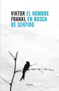 El Hombre En Busca De Sentido Viktor Frankl Nuevo