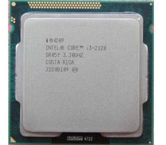 Processador Intel 3.30ghz Core I3 2120 + Cooler Box