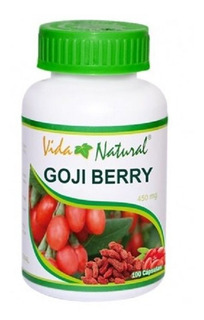 Goji Berry Bote De 100 Cápsulas 450 Mg/ Cap Adelgazante