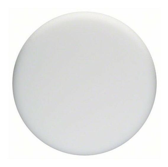 Paño De Pulir Espuma Suave Bosch Detailing Blanco Gpo 14