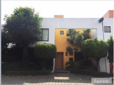 Casa En Condominio En San Nicolás Totolapan / La Magdalena Contreras - Ims-1226-cp*