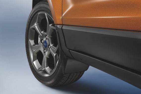 Deflectores De Agua/barreros Delanteros Ford Ecosport 13/17