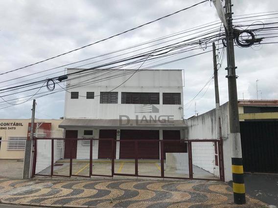 Excelente Barracão Para Locação Em Avenida De Grande Fluxo No Bairro Chapadão - Ba1065