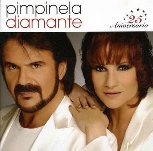 Cd : Pimpinela - Diamante 25 Aniversario (cd)
