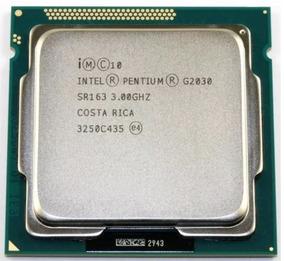 Processador Pentium Dual Core 1155 G2030 3,0 Ghz C/cooler